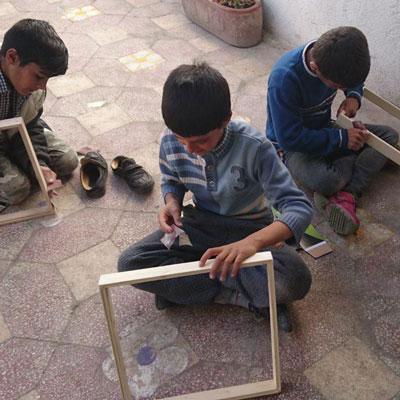 آموزش اشتغال به نوجوانان کار